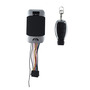 car tracker gps alarm gps303g with engine cutting and fuel monitor function