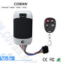 Waterproof GPS Trackers 3G GPS303 Coban GPS GSM Car Tracker with Microphone