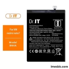 MSDS 4000mAh BN4A Xiaomi Phone Battery Replacement Heat Proof