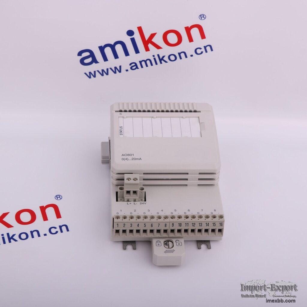 ABB 3BSC610067R1 SD834