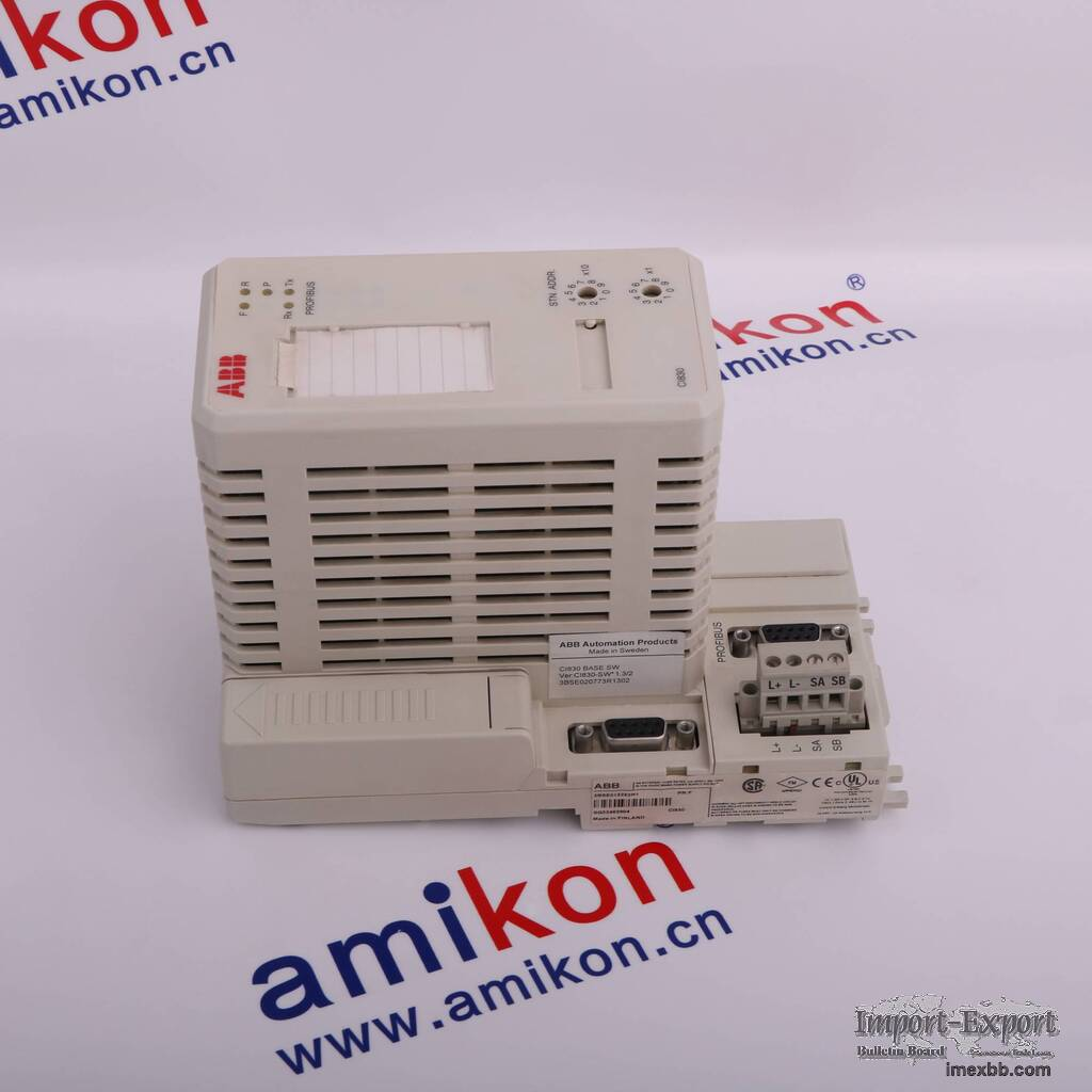 ABB 3BSE082895R1 PM858K01