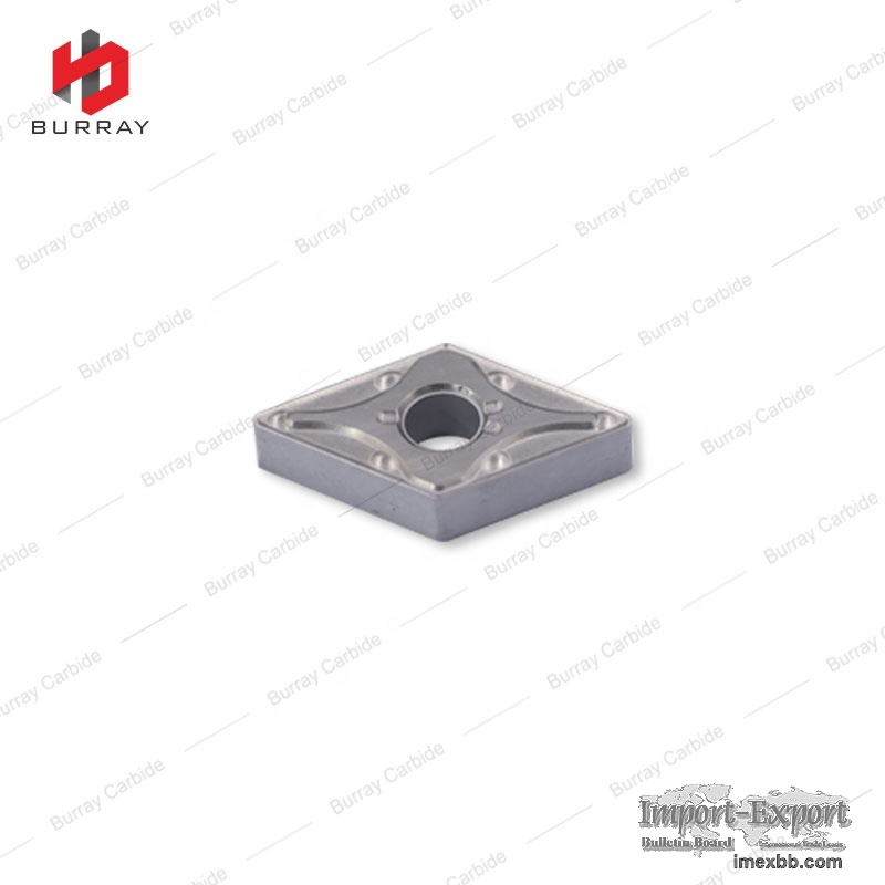 DNMG Uncoated Substrate CNC Insert