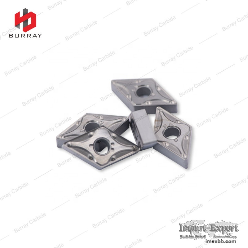 DNMG150408 Uncoated Finished CNC Insert