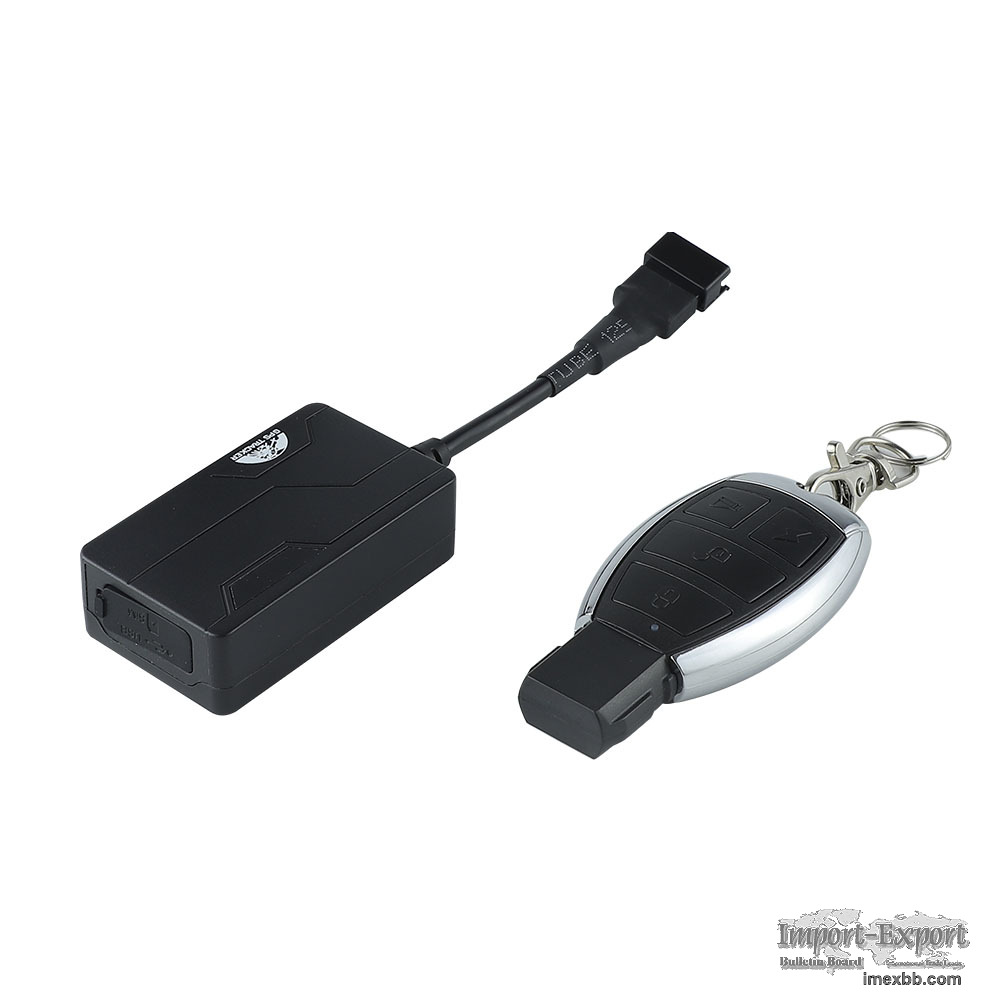 Motorcycle GPS tracker GPS311C with ACC Shock Alarm Free APP
