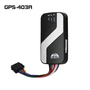 4G vehicle gps tracker with door alarm remote stop vehicle by APP GPS403