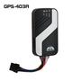 Coban Car gps Tracking Software APP Door ACC alarm tracker GPS403A