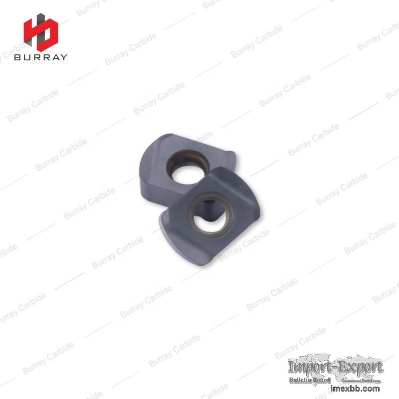 BLMP0603R-T Versatile PVD Carbide Inserts for Cast Iron, Steel