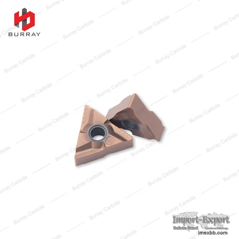 TNMG160404R-VF Carbide Turning Inserts for Processing Steel
