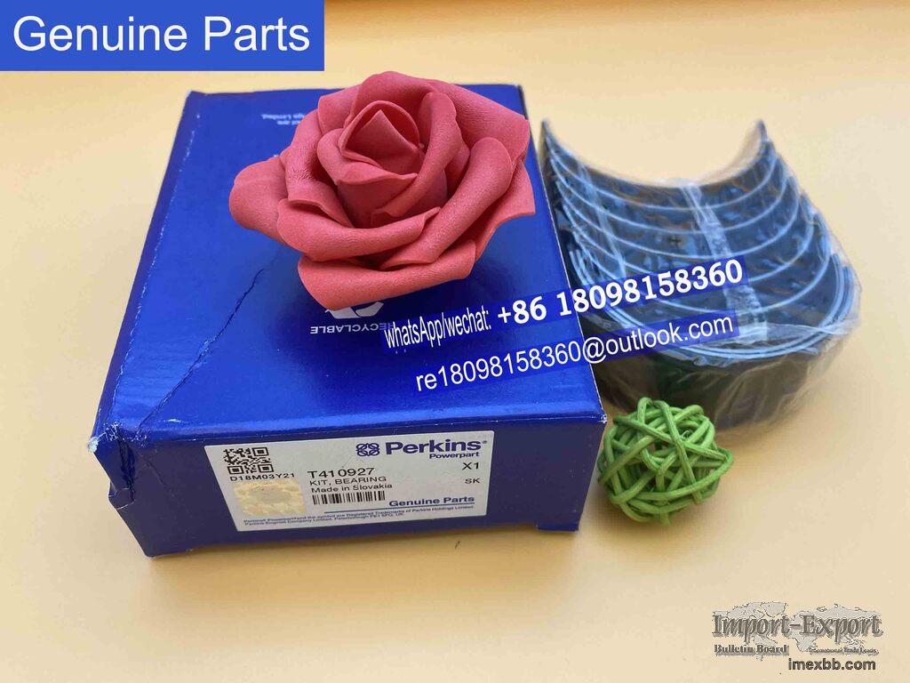Genuine Perkins bearing kit T410927 T420153 T420154 T420155