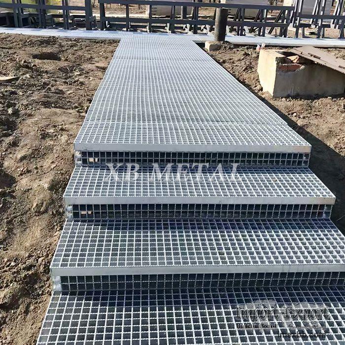 hot-dip galvanized steel grating For Drainage Covers