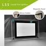 Crystal LED Light Box - Indoor Wall Mounted