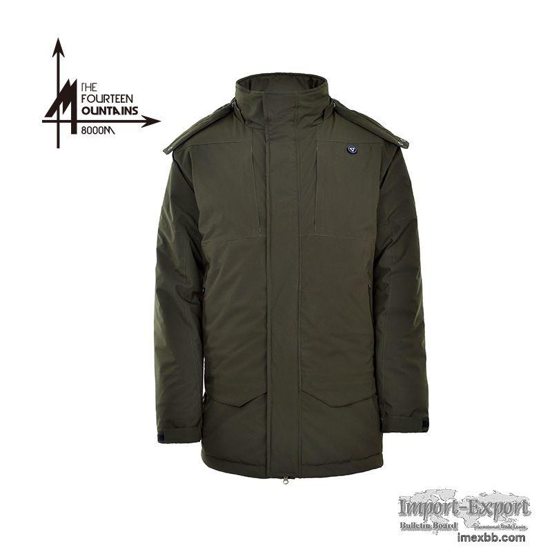 Men's Temperature-controlled Winter Jacket
