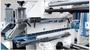 Folding Gluing 10T Corrugated Carton Box Machine 15*2.3*1.6m High Speed