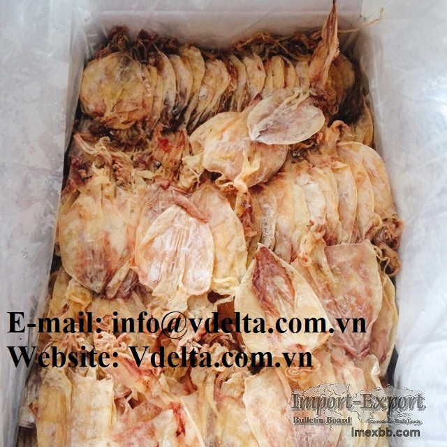 NATURAL DRIED SQUID IN 2021
