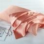 Bedsure 100 Silk Pillowcase , 25mm Woven Long Pure Silk Pillow Covers