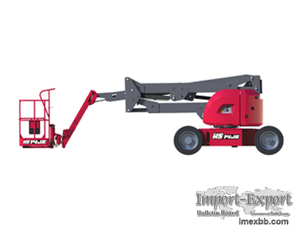 Electric Articulating Boom Lift H1A4JE