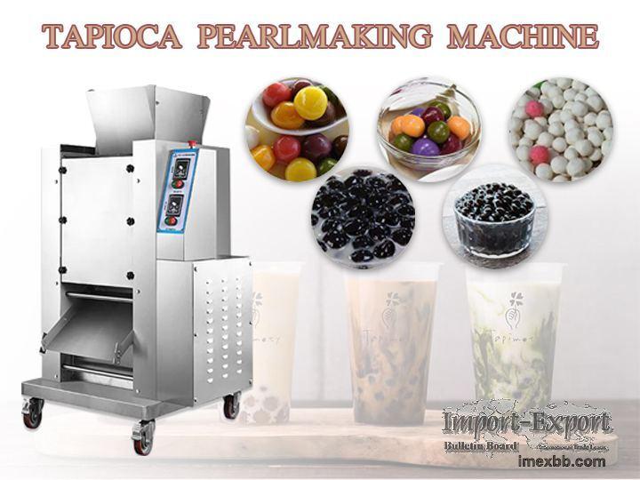 Boba Maker  Tapioca Pearl Making Machine