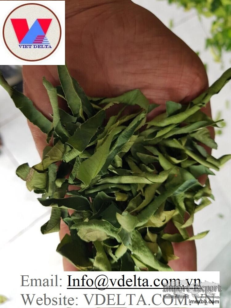 We have High Quality Dried lime leaves