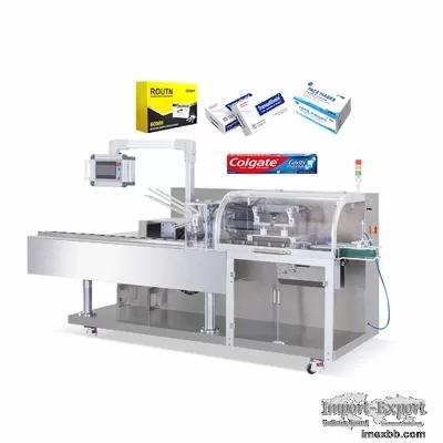 160L Min Cartoner Packaging Machine