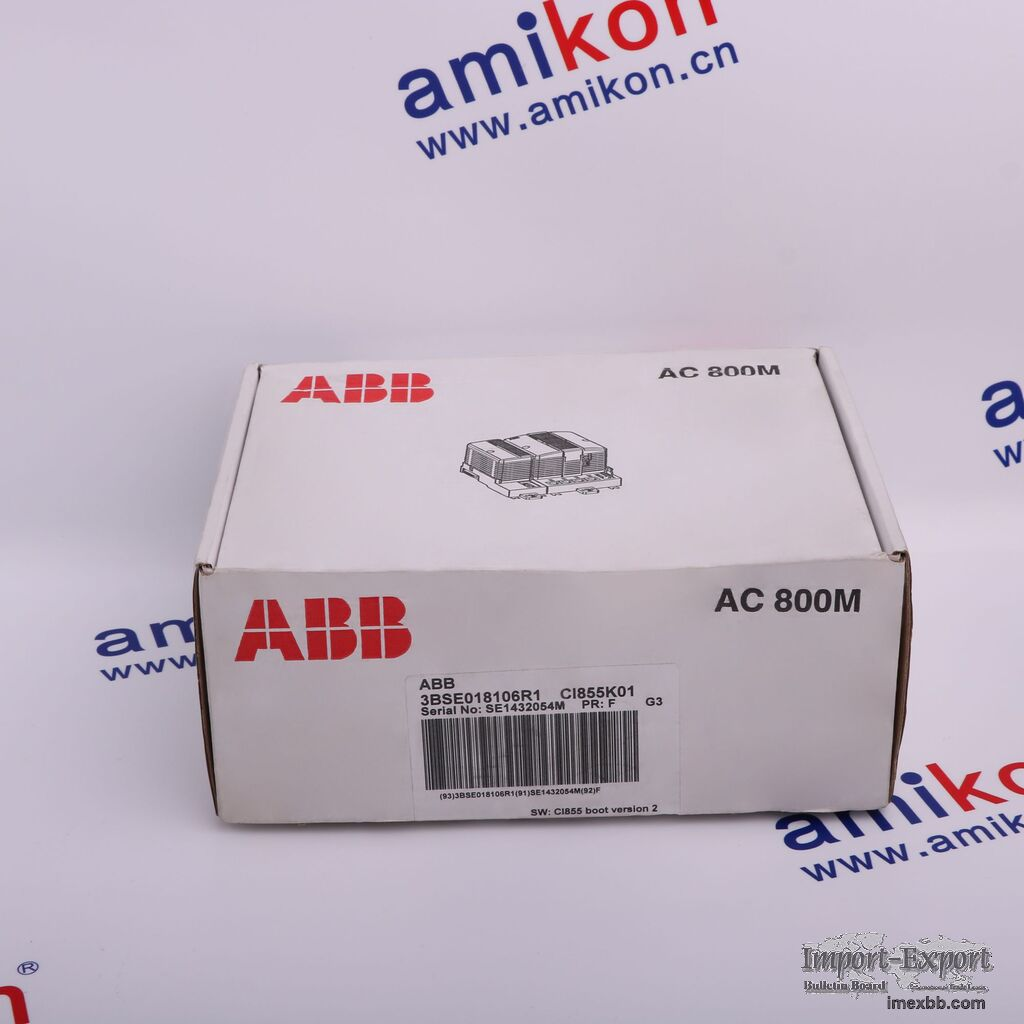 ABB Bailey INICT01, INICT-01