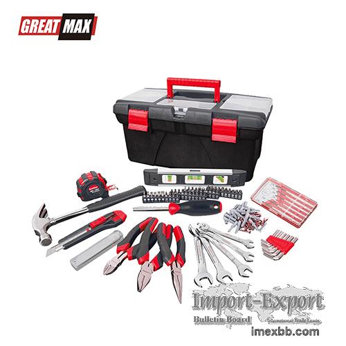 GM-S0206 170pcs General Household Hand Tool Kits