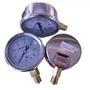 14 Bar 1/4'' NPT Liquid Filled Pressure Gauges 2.5 Inch Pressure Gauge ODM