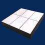 Rubber Ceramic Tile Liner as Wear Resistant Chute Liner