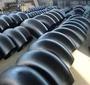 90 Degree Long Radius Carbon Steel Pipe Elbow Black Painting ANSI B16.9