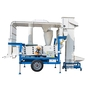 Seed Cleaner and Grader With Double Air Cleaning System