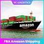 DDP Sea FBA Freight Forwarder , Door To Door Delivery Service