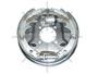 "10"" x 2 1/4"" Trailer Hydraulic Uni-Servo Brake Assembly - Dacromet / Galvan"