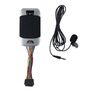 Motorcycle Car GPS Locator Real Time Tracking GPS Tracker Tk303f for Vehicl