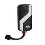 gps tracker anti jammer support ACC / door / overspeed alarm gps403 4G