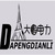 Handan city dapeng power equipment manufacturing C Logo